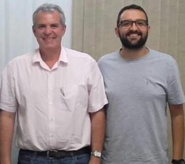Thiago Mutini assume diretoria de Esportes em Urussanga