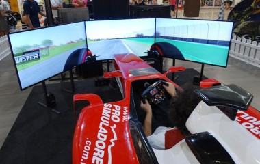 Temporada de F1 encerra no Criciúma Shopping