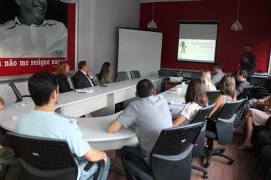 SST fará parte de projeto piloto de gerenciamento de riscos