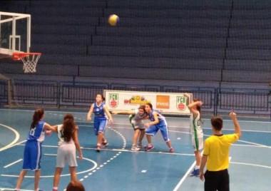 Meninas da Satc/FME estreiam no Estadual Sub-12 de basquete