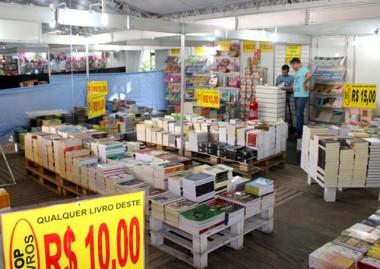 Criciúma recebe a 11ª Feira do Livro a partir de quarta-feira