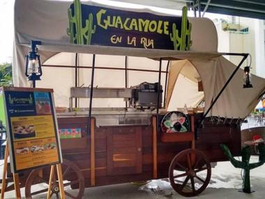"""Guacamole cria receita para programa """"Food Truck Na Estrada"""""""