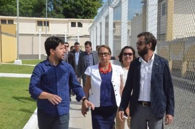 Comitiva argentina visita sistema catarinense