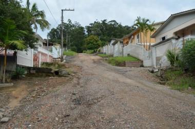 Mais duas ruas serão pavimentadas em Siderópolis