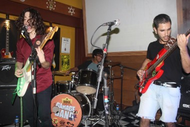 Banda Supernova Jam é a grande vencedora do Didge Garage