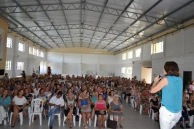 """Palestra """"Poder da Mudança"""" reúne mais de 600 mulheres"""