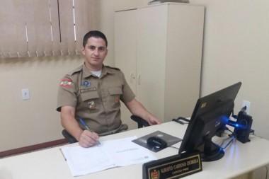 Capitão Cichella se despede do 19ª Batalhão de PM