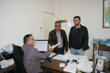 Vereador Antônio de Mello requereu licença da Câmara Municipal