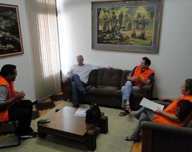 Urussanga receberá acadêmicos participantes do Projeto Rondon