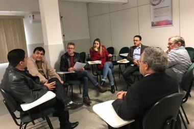 Observatório Social é convidado a acompanhar obras na UTI do HSD