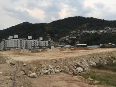 Bosque dos Ipês avança mais uma etapa da construção