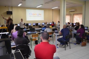 Gered inicia projeto Google for Education em Criciúma