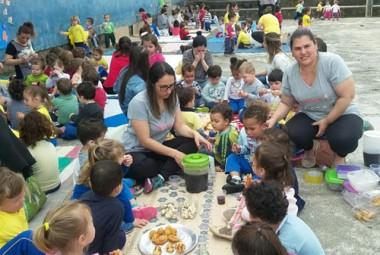 Semana da Criança com diversas atividades na rede municipal