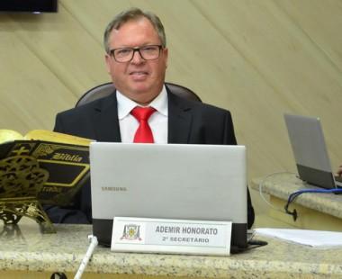 Vereador pede viabilização de alienação de área pública