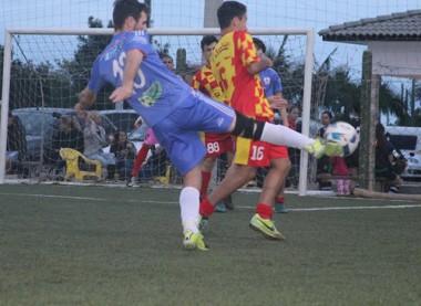 Copa Via Sports de Fut7 inicia com seis confrontos