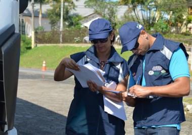 Programa Com Nota Fiscal Vai Legal realiza blitz em Siderópolis