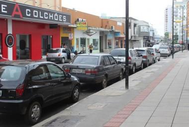 Estacionamento será administrado pela Prefeitura de Criciúma