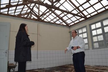Escolas estaduais da 20ª ADR recebem melhorias
