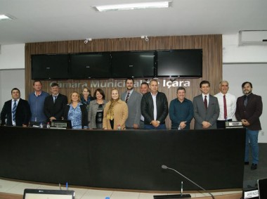 Programa EJA é apresentado aos vereadores de Içara