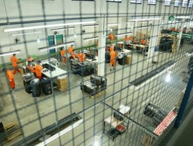 Em SC 31% da população carcerária trabalha dentro das unidades