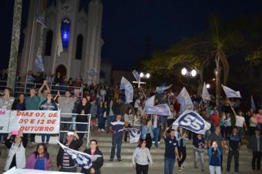 Magagnin vence com 63,53% votos e é o primeiro prefeito reeleito