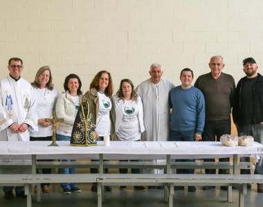 Pastoral promove primeira missa na Penitenciária Sul