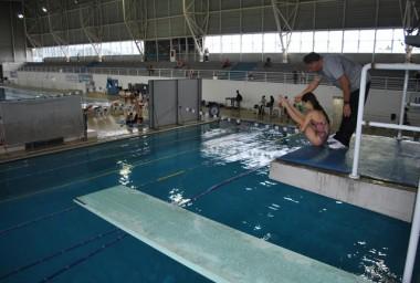 Mais de 700 crianças participarão de Festival Aquático na Unisul