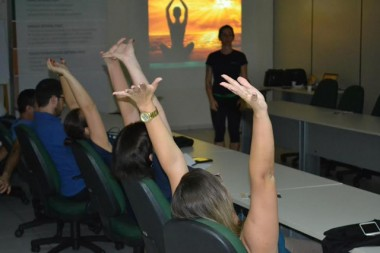 Encontros no SESI visam diminuição dos impactos do stress