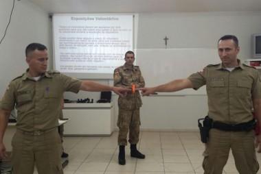 Mais Policiais militares do 19º BPM recebem treinamento