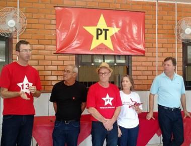 Julio Borges assume presidência do Partido dos Trabalhadores de Içara