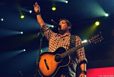 Show de música gospel com artista nacional em Criciúma