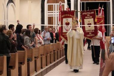 Aberta semana de oração pela inauguração de Santuário em Içara