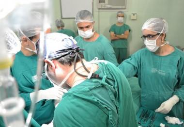 Quinta captação de órgãos é realizada no Hospital São José