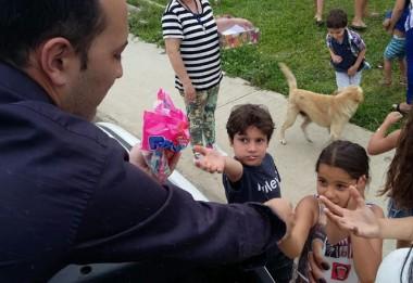 JPP de Içara realiza ação em comunidades içarenses