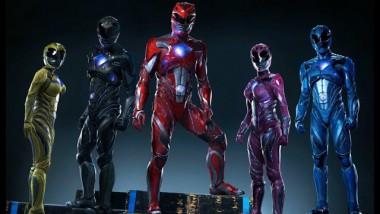 Powers Rangers em cartaz no Cine Mult 3D Premium
