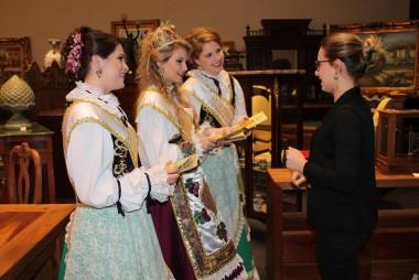 Festa do Vinho: dia de divulgação e homenagem