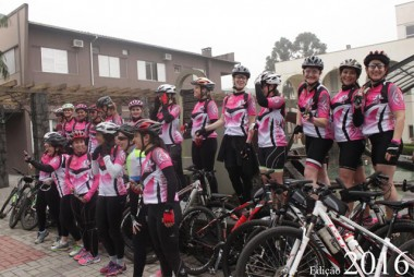 A quarta edição do Pedal das Meninas está confirmada