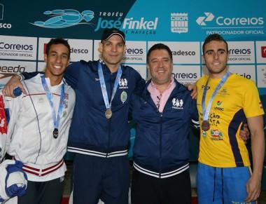 Atleta Marista de Criciúma é 3º melhor nadador do Brasil
