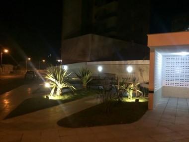 Fontana entrega empreendimento com praça para a população