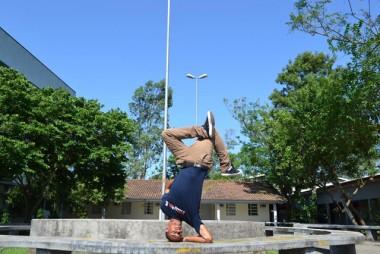 Estudante da Unesc é vice-campeão em competição de dança
