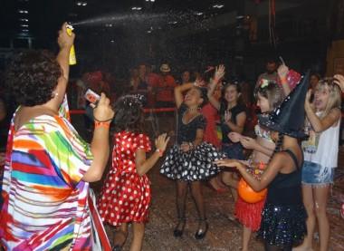 Bailinho de Carnaval: folia para a criançada de Criciúma