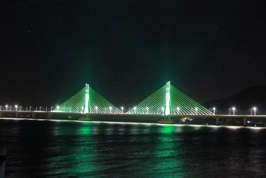 Apenas 4 travessias em pontes estão sendo construídas
