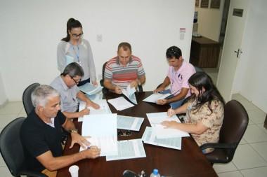 Vereadores para os cargos das comissões permanentes
