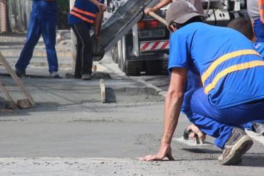 DNIT/SC inicia construção de calçadas no km 337,4 da BR-101 Sul