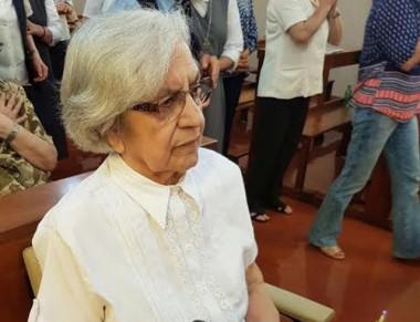 Falece Irmã Bertila com 50 anos dedicados aos HSJosé
