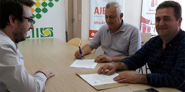 Associação Empresarial e Unesc anunciam parceria na formação profissional