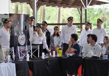 Ajei lança marca de evento estadual em Içara