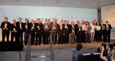 Viveiro Florestal Duffatto recebe Prêmio SC pela Educação