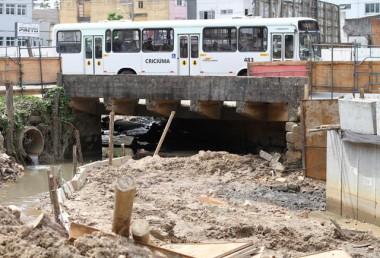 Linhas de ônibus têm itinerários alterados em Criciúma