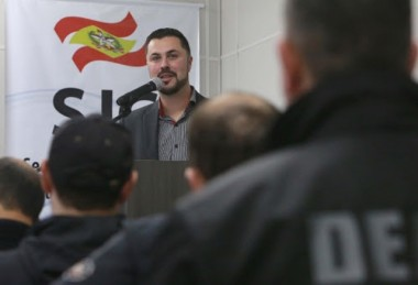Batista é o novo diretor do Departamento de Administração Prisional